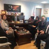 Aile, Çalışma ve Sosyal Hizmetler Bakanlığı Sayın Selim Çelenk Ziyareti