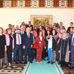 Şehit, Gazi ve Aileleri Gazi Mecliste