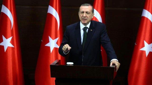 Sn. Cumhurbaşkanımız Recep Tayyip Erdoğan Dünyaya Rest Çekiyor