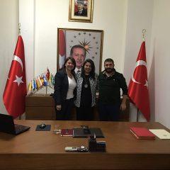 AK Parti Kadın Kolları Başkan Yrd. Sn. Jülide İskenderoğlu