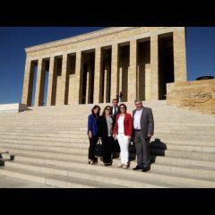 Gaziler Gününde Anıtkabir'de Atamızı Ziyaret Ettik