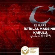 İstiklal Marşı'nın 100.yılı